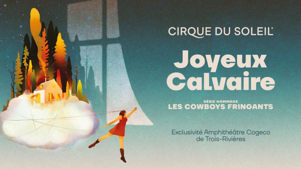 Joyeux Calvaire Cirque du Soleil - Sbandieratori