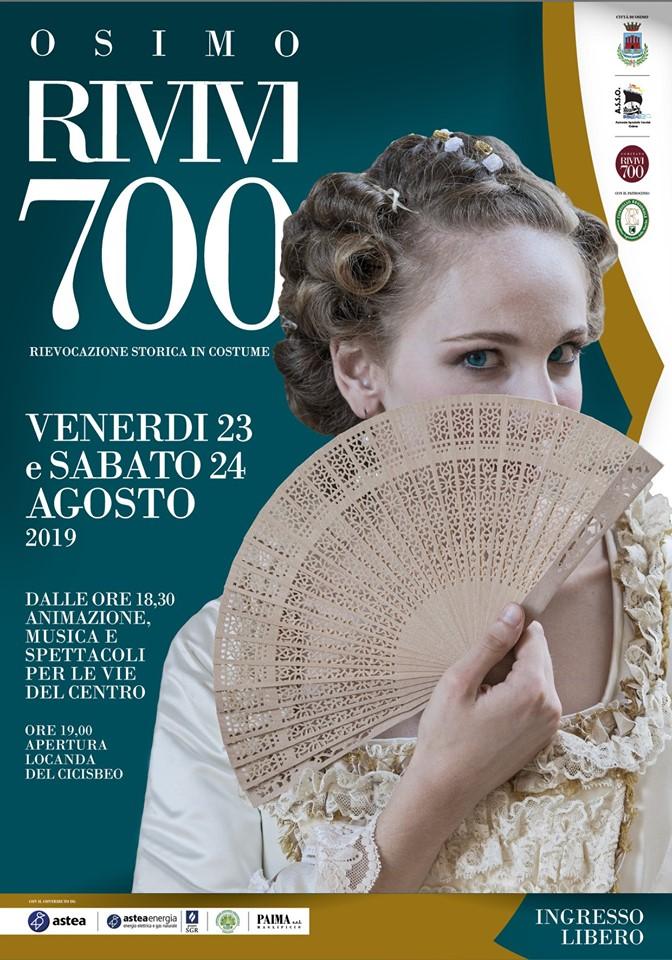 Il Combusta Revixi alla rievocazione storia Osimo Rivivi 700