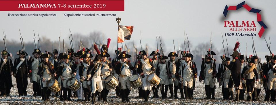 Il Gruppo Storico si esibisce in Friuli Venezia Giulia a Palmanova