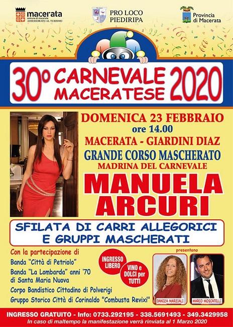 Il Gruppo Storico Festeggia il Carnevale a Corinaldo e Macerata